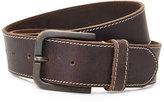 Timberland Oil Tan Adjustable Leather Belt