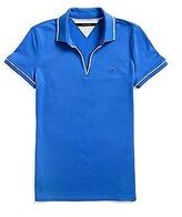 Tommy Hilfiger Women's Buttonless Polo