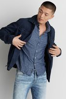 American Eagle Outfitters AE Garment Dyed Shirt Jacket