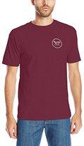 Brixton Men's Wheeler II Short Sleeve T-Shirt