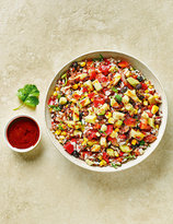 Marks and Spencer Mexican Rice, Quinoa & Avocado Salad
