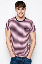 Jack Wills Ayleford Stripe Pocket T-Shirt
