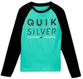 Quiksilver Fully Stacked Long Sleeve Top (Big Boys)