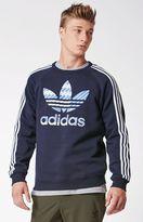 adidas Sport Essentials 3-Stripes Crew Neck Sweatshirt