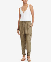 Denim & Supply Ralph Lauren Drapey-Fit Cargo Pants