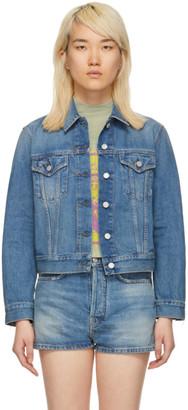 Acne Studios Indigo Bla Konst 1999 Denim Jacket