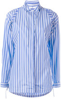 Ermanno Scervino striped shirt - women - Cotton - 44