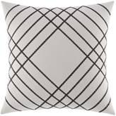 Nautica Chatfield Embroidered Throw Pillow
