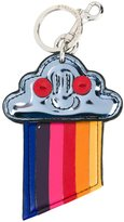 Stella McCartney cloud and rainbow keyring - women - Polyester - One Size