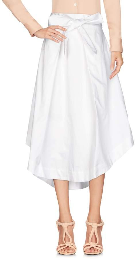 KENDALL + KYLIE Knee length skirts - Item 35370519