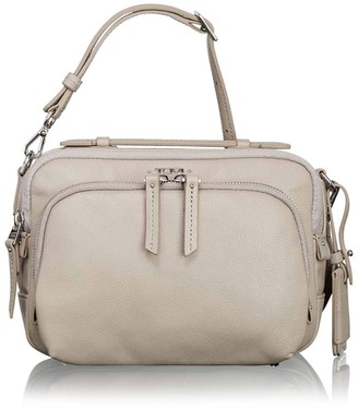 Tumi Luana Leather Flight Bag