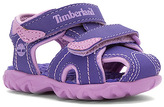 Timberland Girls' Splashtown Close Toe Sandal Infant/Toddler
