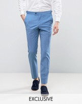 Hart Hollywood Skinny Wedding Suit Trousers