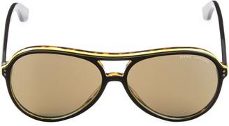 Marc Jacobs 59MM Marc Double Bridge Sunglasses