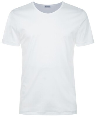 Zimmerli 286 Sea Island Round Neck T-Shirt
