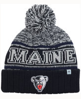 Top of the World Maine Black Bears Acid Rain Pom Knit Hat
