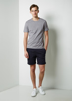 Band Of Outsiders Woven Waistband Short