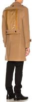 Junya Watanabe Wool Beaver Coat