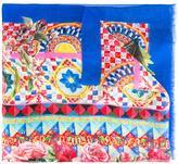 Dolce & Gabbana Mambo print scarf - women - Silk - One Size