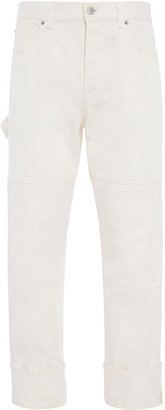 J.W.Anderson Patched Denim Trousers