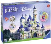 Ravensburger NEW Disney Castle 3D Puzzle 216pc