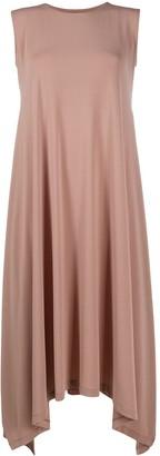 Issey Miyake Sleeveless Relaxed Dress