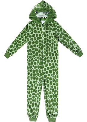 Jellifish Kids Boy's Printed Pajama Blanket Sleeper Sizes 4-16