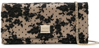 Jimmy Choo Lilia clutch bag