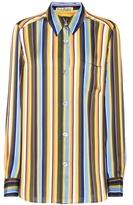 Acne Studios Buse striped shirt