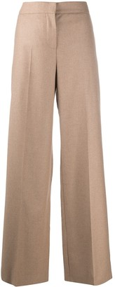 Alexander McQueen Tailored Wide-Leg Trousers