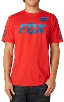 Fox Racing Mens Team Fox Short-Sleeve Shirt