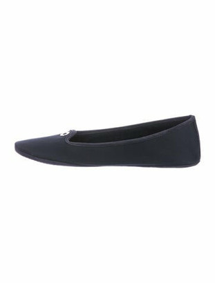 Loro Piana Slipper Ballet Flats Blue