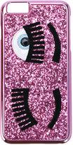 Chiara Ferragni wink iPhone6/6S Plus case - women - Plastic - One Size