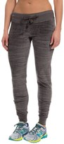 Marika Balance Collection Textured Velour Joggers (For Women)