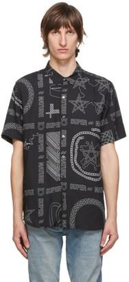 Ksubi Black Super Nature Shirt