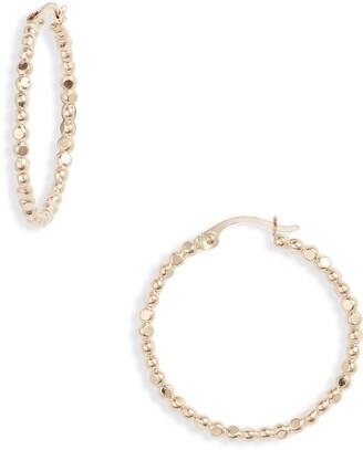 Set & Stones Andie Standard Hoop Earrings