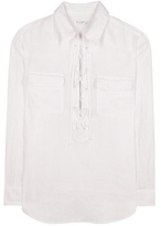Equipment Knox Linen Shirt