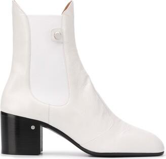Laurence Dacade Block Heel Ankle Boots