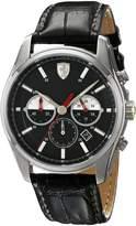 Ferrari Men's 830200 GTB-C Analog Display Quartz Watch