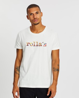 ROLLA'S Rainbow Serpent Tee