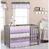 Trend Lab Florence 5-Piece Nursery Crib Bedding Set=most practical items!