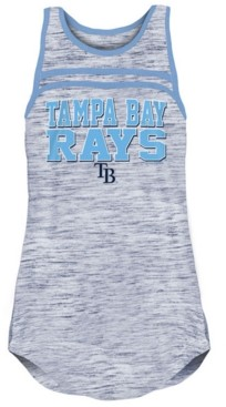 5th & Ocean Tampa Bay Rays Women's Space Dye Tank