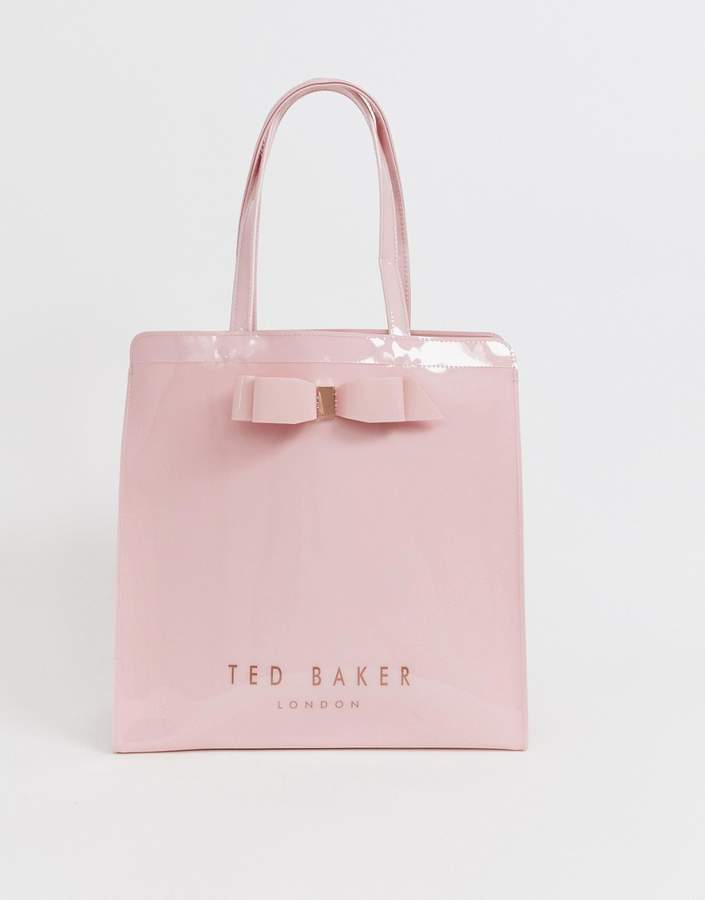 f224b4ff2a Ted Baker Large Bow Bag - ShopStyle UK