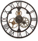 Graham & Brown Metal Cogsworth Clock