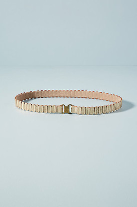 Anthropologie Tabby Stretch Belt By in Black Size S