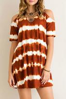 Entro Tie Dye Desire Dress