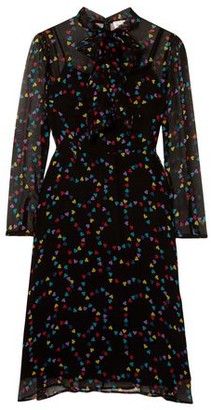 HVN Knee-length dress