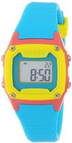Freestyle Unisex 102271 Classic-Mid Digital Red Case Blue Strap Watch