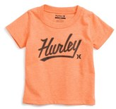 Hurley Infant Boy's Retreat Graphic T-Shirt