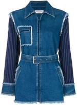 Sonia Rykiel designer denim jacket
